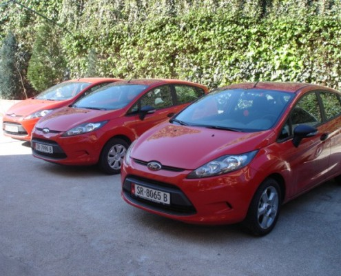 Cars for Rent Saranda Albania